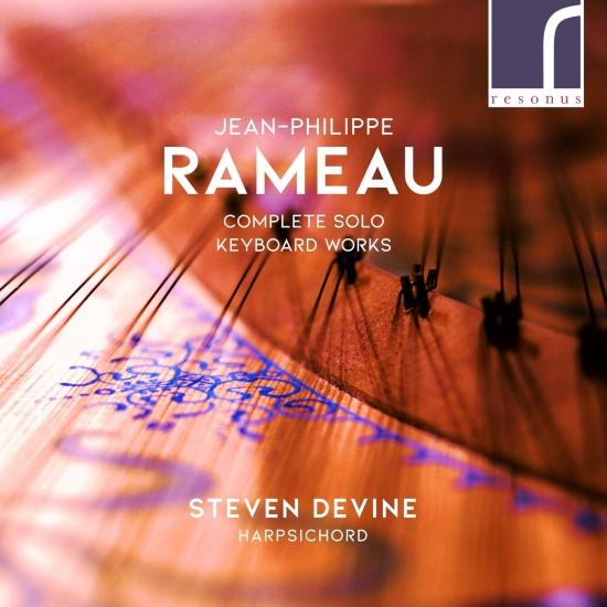 Cover Jean-Philippe Rameau: Complete Solo Keyboard Works