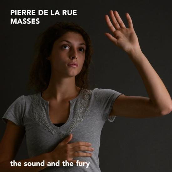 Cover Pierre de la Rue: Masses