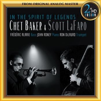 Cover In the Spirit of Legends: Chet Baker & Scott LaFaro