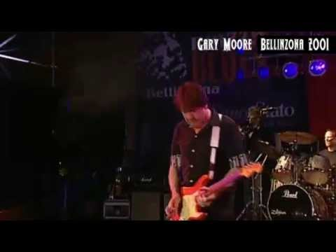 Video Gary Moore - Stormy Monday [Piazza Blues Bellinzona 2001]